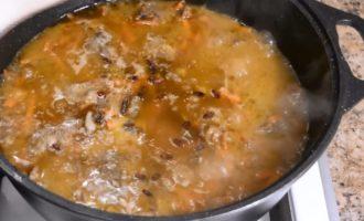 плов рецепт из баранины